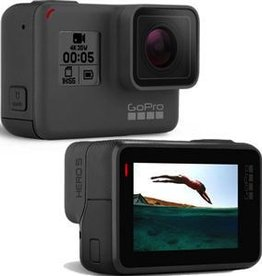 "GoPro GoPro HERO5 Camera 2"" Touchscreen LCD 4K - Black"