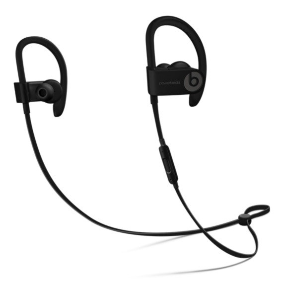 Apple ML8V2LL/A PowerBeats 3 Wireless - Black