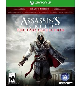 Microsoft XBox One: Asassin's Creed Ezio Collection