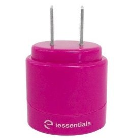 IE Essentials Iessentials 1A USB Wall Charger - Pink