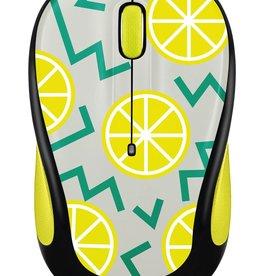 Logitech Logitech m325c Mouse - Lemon