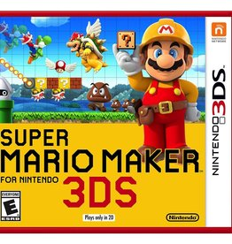 Nintendo 3DS: Super Mario Maker