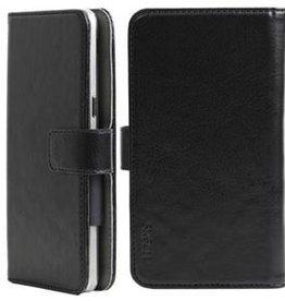 "Skech Skech Universal Wallet Case for Phones 4.1-4.7"" - Black"