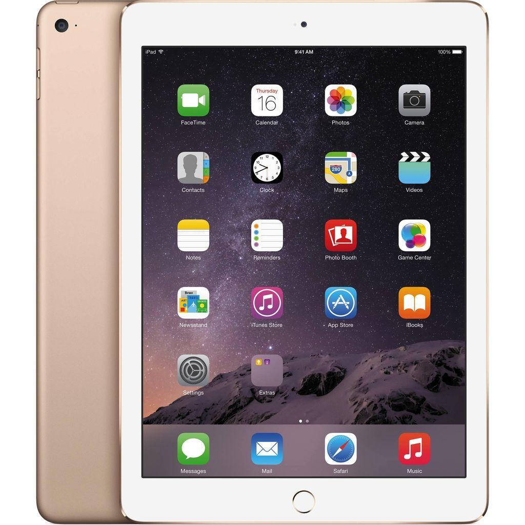 Apple MH1J2LL/A iPad Air 2 Wi-Fi 128GB - Gold