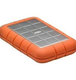 Seagate Seagate LaCie Rugged Triple 500GB - Orange