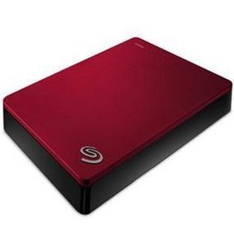 Seagate Seagate Backup Plus 5 TB External Hard Drive - Red