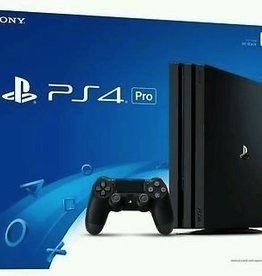 Sony PS4 Pro Console 1TB