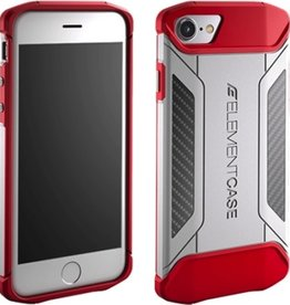 Element Case Element Case CFX Case for iPhone 7 - White/Red