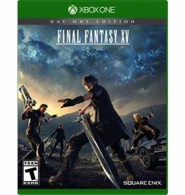 Microsoft XBox One: Final Fantasy XV - Day One Edition