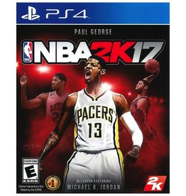 Sony PS4: NBA 2K17 (Paul George)