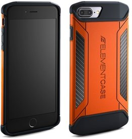 Element Case Element Case CFX Case for iPhone 7 Plus - Orange