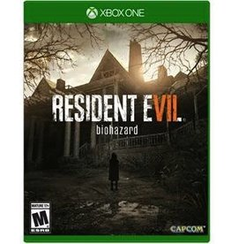 Microsoft XBox One: Resident Evil 7