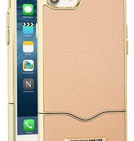 Rebecca Minkoff Rebecca Minkoff Slide Case for iPhone 7 - Nude Leather