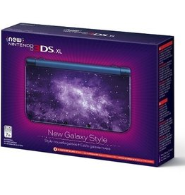 Nintendo Nintendo 3DS XL - New Galaxy Style
