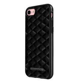 Rebecca Minkoff Rebecca Minkoff Luxe Double Up Case for iPhone 7 - Quilted Black