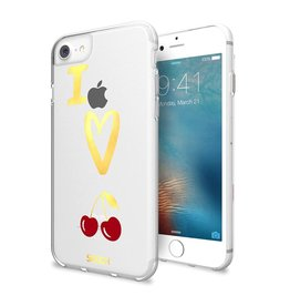 Skech Skech Fashion Case for iPhone 7 - Cherries