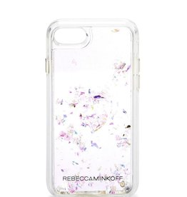 Rebecca Minkoff Rebecca Minkoff Glitterfall Case for iPhone 7 - Holographic Confetti Glitter