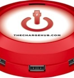 CableLinx CableLinx ChargeHub 7 Port - Red