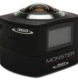 Monster Monster 360 Action Sport Camera 8.0MP