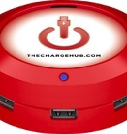 CableLinx CableLinx ChargeHub 5 Port - Red