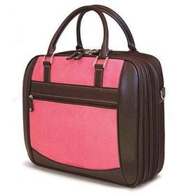 Mobile Edge Mobile Edge ScanFast Element Briefcase - Pink