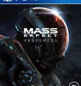 Sony PS4: Mass Effect Adromeda