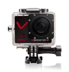 Monster Monster HD Action Camera w/ Wi-Fi 1080p