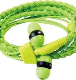 Wraps Wraps Earbuds - Green