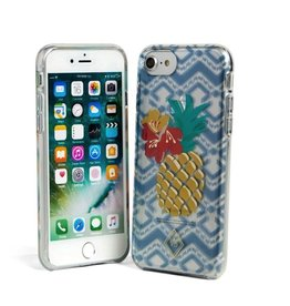 Vera Bradley Vera Bradley FlexFrame Case for iPhone 7 - Pineapple