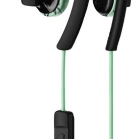 Skullcandy Skullcandy Chops Flex Earbuds - Black/Mint