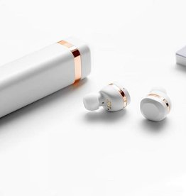 HappyPlugs Happy Plugs YEVO1 Wireless BT Earbuds - Ivory