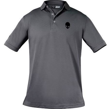 Alienware Alienware Polo Shirt Grey - Small