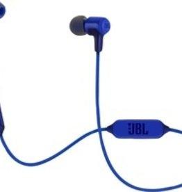 JBL JBL E25BT Wireless Earbuds w/ Mic - Blue