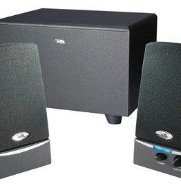 Cyber Acoustics Cyber Acoustics CA-3001 2.1 Speaker System
