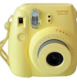 Fujifilm Fuji Film Mini 8 Camera - Yellow