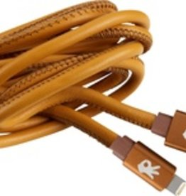 OnHand OnHand Leather Lightning Cable 5FT - Brown
