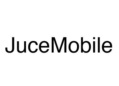 JuceMobile