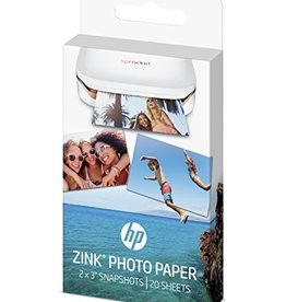 HP HP ZINK Sticky-Back Photo Paper