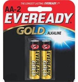 Eveready Everready Gold AA 2PK