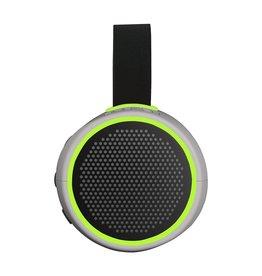 Braven Braven 105 Waterproof BT Speaker - Silver/Green