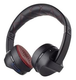 ifrogz iFrogz AudioImpulse Headphones - Black/Red