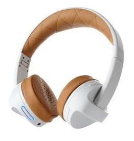 ifrogz iFrogz AudioImpulse Headphones - White/Tan