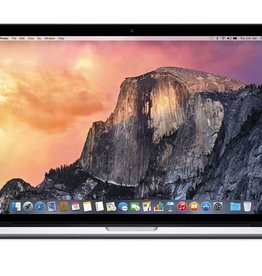 "Apple MJLQ2LL/A Macbook 15.4"" Retina i7/16GB/256GB"