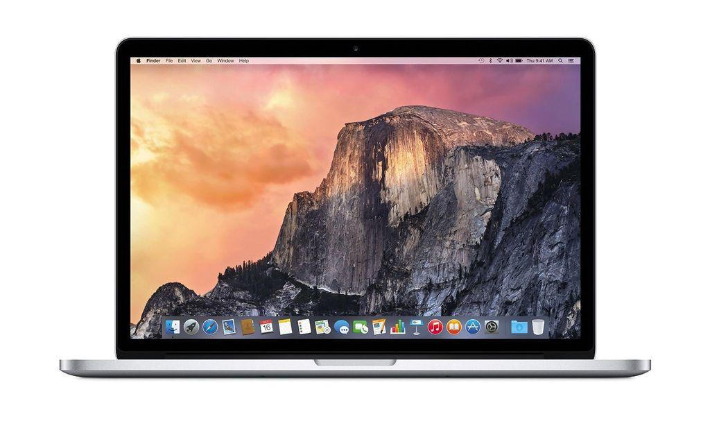 """Apple MJLQ2LL/A Macbook 15.4"""" Retina i7/16GB/256GB"""