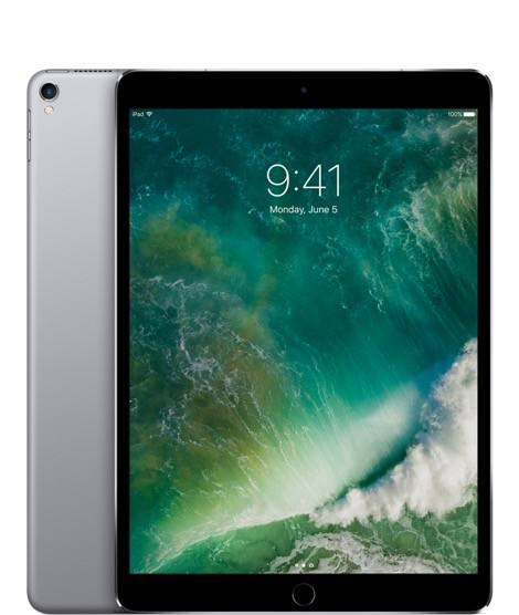 "Apple MQDT2LL/A iPad Pro 10.5"" 64GB - Space Gray"