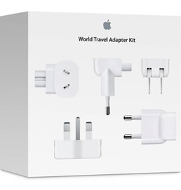 Apple MB974ZM/B World Travel Adapter Kit