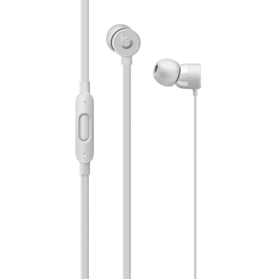 Apple MR2F2LL/A URBeats 3 Lightning - Matte Silver
