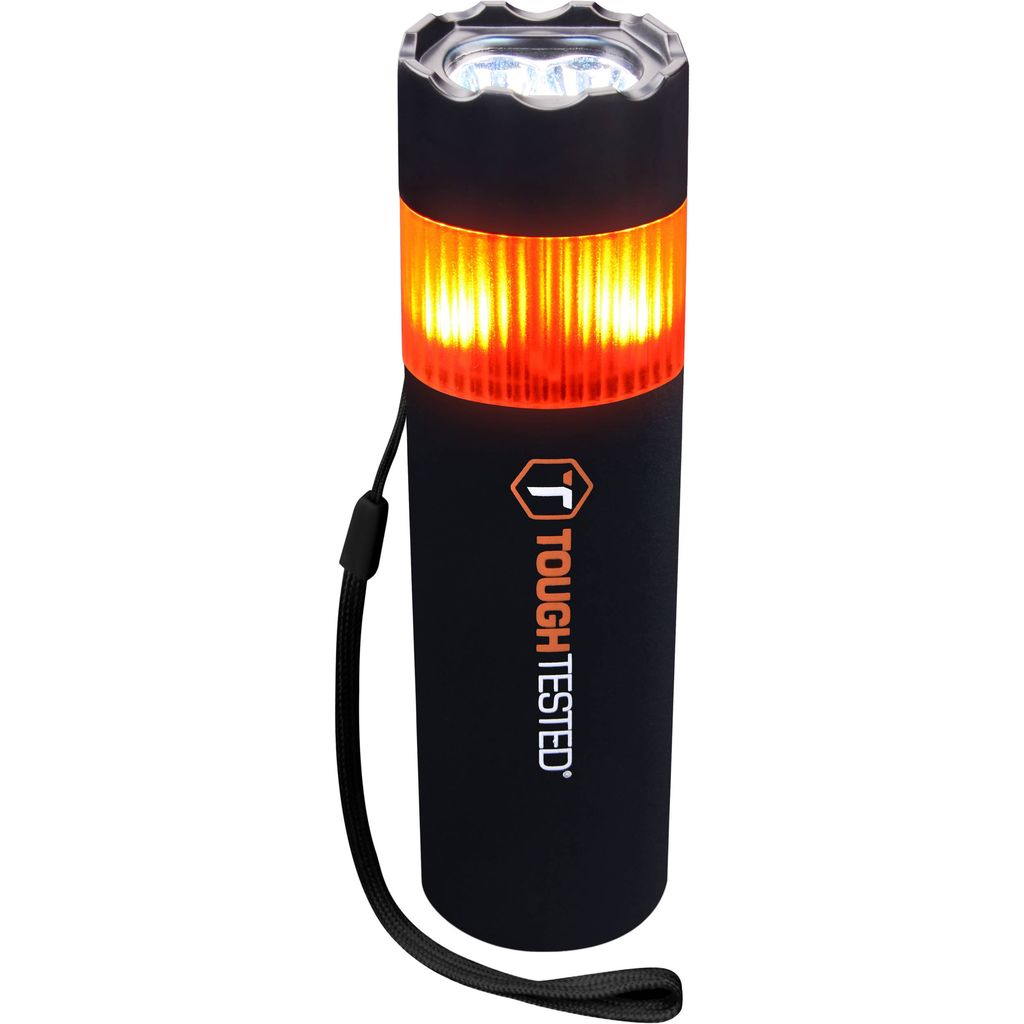 ToughTested 5200mAh Emergency Power Bank Flashlight