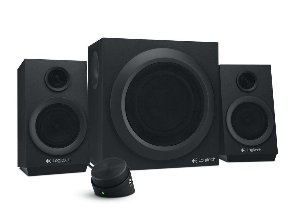 Logitech Logitech Z333 2.1 Speaker System - Black