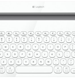 Logitech Logitech Bluetooth Multi Device Keyboard White